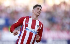 Torres lần đầu tiên trở lại thi đấu sau giây phút sinh tử
