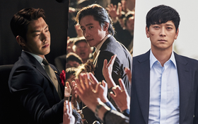 Tay sai Kim Woo Bin tiến thoái lưỡng nan giữa trùm đa cấp Lee Byung Hun và Kang Dong Won