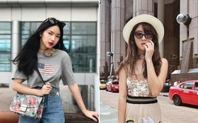 An Nguy, Châu Bùi, Quỳnh Anh Shyn,... đồng loạt check-in tại Malaysia, chuẩn bị cho đêm trao giải Influence Asia 2017!