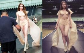 Ngọc Trinh đời thật và ảnh đã qua photoshop khác nhau như thế nào?