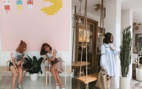 Giới trẻ Sài Gòn đang thi nhau check-in ở hai quán cực xinh này!