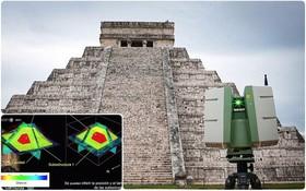 Tìm ra đường hầm bí mật dưới kim tự tháp ngàn năm tuổi, hé lộ bí ẩn Xà thần của người Maya