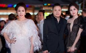 Dàn sao Việt hội tụ trên thảm đỏ Liên hoan phim Việt Nam 2017