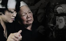 """Những khoảnh khắc không thể quên trong """"chuyến xe cuối cùng"""" tiễn đưa thầy Văn Như Cương về trời"""