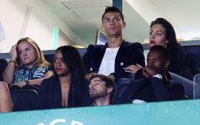 Ronaldo đã bí mật cầu hôn Georgina bằng một chiếc nhẫn kim cương đắt tiền?