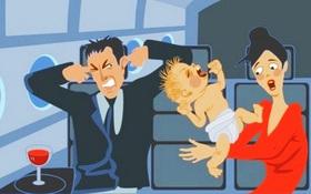 """Bí kíp để bạn không """"phát điên"""" vì tiếng trẻ em khóc mỗi khi đi máy bay"""