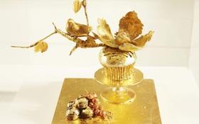 10 món ăn dát vàng lấp lánh sinh ra là dành cho hội nhà giàu