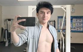 """Ngắm body tuổi 41 của """"anh Bo"""" Đan Trường khiến các chàng trai trẻ cũng phải trầm trồ"""