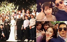 """Đám cưới CEO của JYP Entertainment thu hút sự chú ý khi hội tụ dàn sao chưa bao giờ """"khủng"""" hơn"""