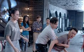 """""""Glee Việt"""" tuần này: Rocker Nguyễn và Hữu Vi đánh nhau sống chết vì Angela Phương Trinh"""