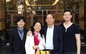 """Em trai Trung Tín phát biểu trong đám cưới: """"Xin lỗi mẹ con không thể tìm được người phụ nữ tuyệt vời như chị Thảo"""""""