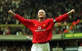Beckham được khen đẳng cấp khi tri ân sân White Hart Lane