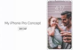 Ngắm ý tưởng iPhone Pro đẹp đến nỗi ai nhìn thấy cũng không thể kìm lòng