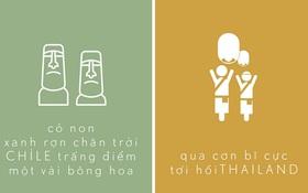 Phục sát đất với nhóm bạn trẻ đưa người xem du lịch khắp thế giới bằng ca dao, tục ngữ Việt!