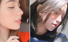 Góc nghiêng của hot girl đình đám và gái xinh trên Facebook: Ai đẹp hơn?