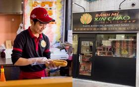 9X Việt mượn tiền mừng cưới của anh trai, mở tiệm bánh mì cực đắt khách ngay giữa Tokyo