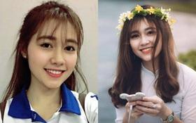 Nữ sinh ĐH Xây Dựng Hà Nội bất ngờ nổi tiếng vì quá xinh đẹp