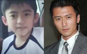Lucas nhà Tạ Đình Phong - Trương Bá Chi càng lớn càng giống bố y như đúc