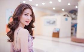 Diễm My 9x xinh đẹp và gợi cảm dự khai mạc liên hoan phim tại Hàn Quốc