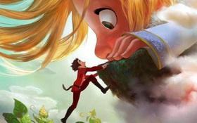 """Disney tiếc nuối công bố dừng sản xuất phim hoạt hình """"Jack và Cây Đậu Thần"""""""