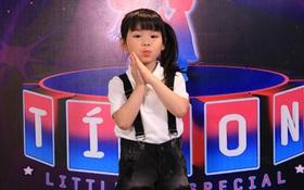"""Cô bé 5 tuổi gây sốt khi """"bắn tiếng Anh như gió"""" trên truyền hình!"""