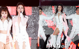 """Báo chí Hàn xôn xao về sân khấu của Đông Nhi tại """"Asia Song Festival 2017"""": Một màn trình diễn tuyệt vời"""