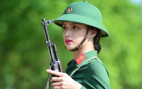 """Hương Giang Idol: """"Tôi choáng ngợp và bị sốc với kỷ luật quân đội trong Sao nhập ngũ"""""""