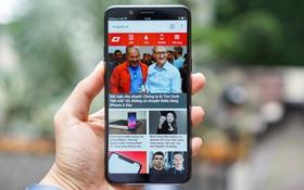 Trên tay F5: chiếc điện thoại viền siêu mỏng đầu tiên của Oppo, trang bị camera selfie AI 20 MP, có cả tính năng mở khóa bằng khuôn mặt