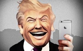 Tổng thống Mỹ Donald Trump nên dùng iPhone và đây là lý do tại sao