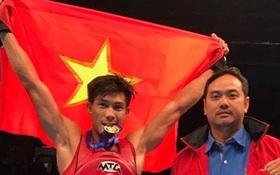 Nguyễn Trần Duy Nhất vô địch thế giới lần thứ 7 liên tiếp