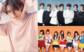 Sơn Tùng vượt SNSD, EXO ở BXH lượt xem Youtube mỗi ngày