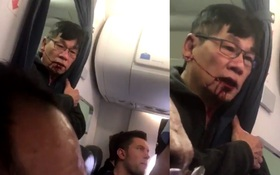 Sau vụ xô xát trên máy bay của United Airlines, tất cả hành khách đã bị đuổi xuống để nhân viên dọn sạch máu
