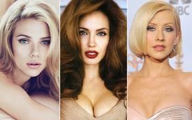 20 đại mỹ nhân xứng danh nữ thần sắc đẹp của làng giải trí quốc tế thế kỷ 21