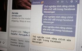 Đây là cách viết chữ in đậm, in nghiêng độc đáo trên Facebook Messenger