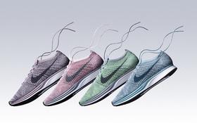 """Chưa ra mắt chính thức nhưng Nike Flyknit Racer 2017 toàn màu """"ngọt"""" như bánh Macaron đã khiến dân tình điên đảo"""