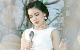 Giang Hồng Ngọc hóa quý cô cổ điển, cover nhạc xưa cực mùi