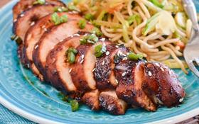 Thịt heo xá xíu thì ai cũng biết nhưng nếu là thịt gà xá xíu thì bạn đã thử chưa?