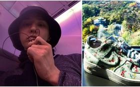 """Mừng """"cháy hàng"""" chỉ trong 1 phút, Nike tặng G-Dragon đôi sneaker có-1-0-2 trên toàn cầu"""