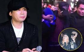 YG Entertainment tiết lộ sự thật đằng sau tin đồn G-Dragon hẹn hò, hôn Dara giữa đám đông fan