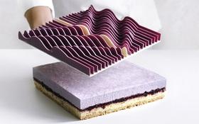 Những chiếc bánh hình học 3D đẳng cấp đã đạt tới cảnh giới đỉnh cao nghệ thuật