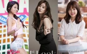 Bạn gái Hyun Bin và mỹ nhân Seolhyun thống trị BXH sao nữ ăn kiêng thành công nhất