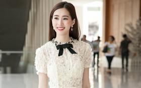 5 năm sau đăng quang, nhan sắc mong manh của Hoa hậu Đặng Thu Thảo vẫn khiến người nhìn ngẩn ngơ