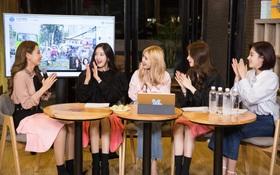 Chi Pu được T-Ara khen ngợi khi hát chay ca khúc debut bằng tiếng Hàn