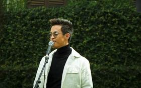 Hà Anh Tuấn tiếp tục gây thương nhớ khi cover bản hit thập niên 90