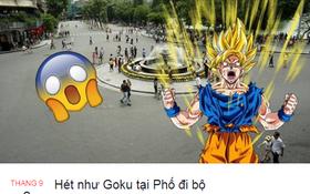 """Hóa ra những chuyện kì quái """"chạy như Naruto"""", """"hét như Goku""""... trên Facebook bắt nguồn từ đây!"""