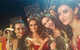 Huyền My đăng tải hình ảnh cùng hội bạn thân, lấy lại tinh thần sau Miss Grand International 2017