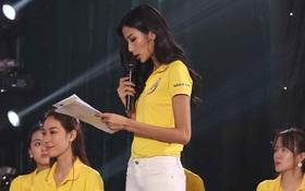 """Không ngờ thí sinh """"Hoa hậu Hoàn vũ VN"""" lại kém kỹ năng làm việc nhóm và thuyết trình thế này!"""