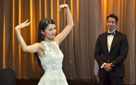 Hoa hậu Hoàn vũ VN: Học trò Lan Khuê bị khách mời chê tơi tả vì tiếng Anh kém, thiếu tự tin