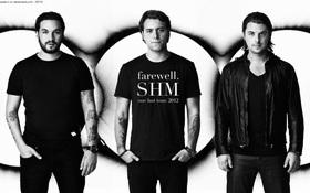 """""""Bố già"""" Steve Angello của Swedish House Mafia đến Việt Nam"""