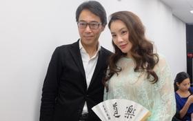Hồ Quỳnh Hương trả lời phỏng vấn tờ báo lớn nhất tại Nhật Bản